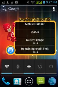 Widget Google Search, Customer Information & Wireless Settings