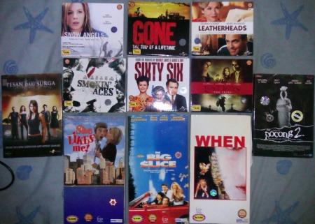 Koleksi VCD Original