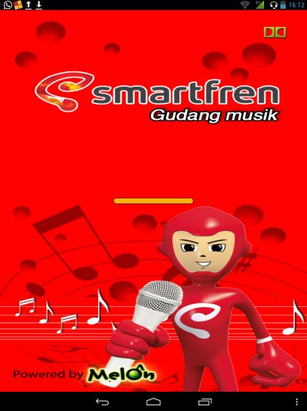 Smartfren Gudang Musik