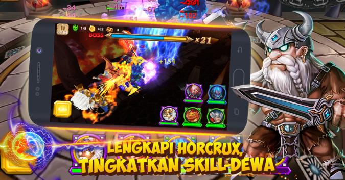 horcrux skill
